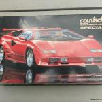 Maquette statique Fujimi de Lamborghini Countach - 10 €